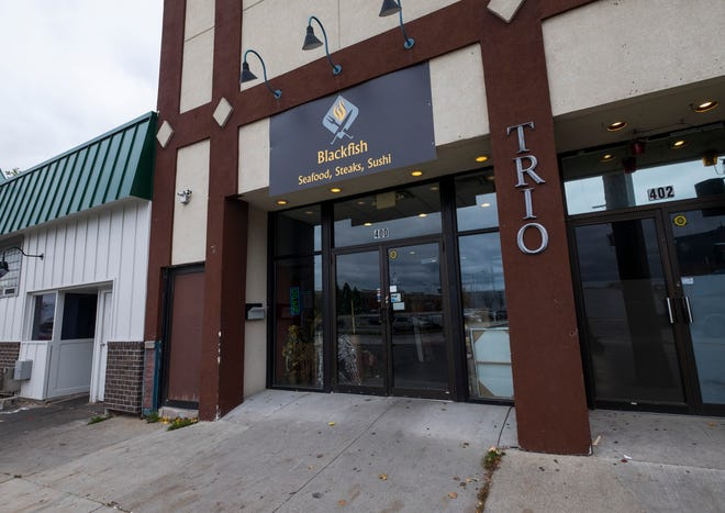 Blackfish in downtown Port Huron has closed.