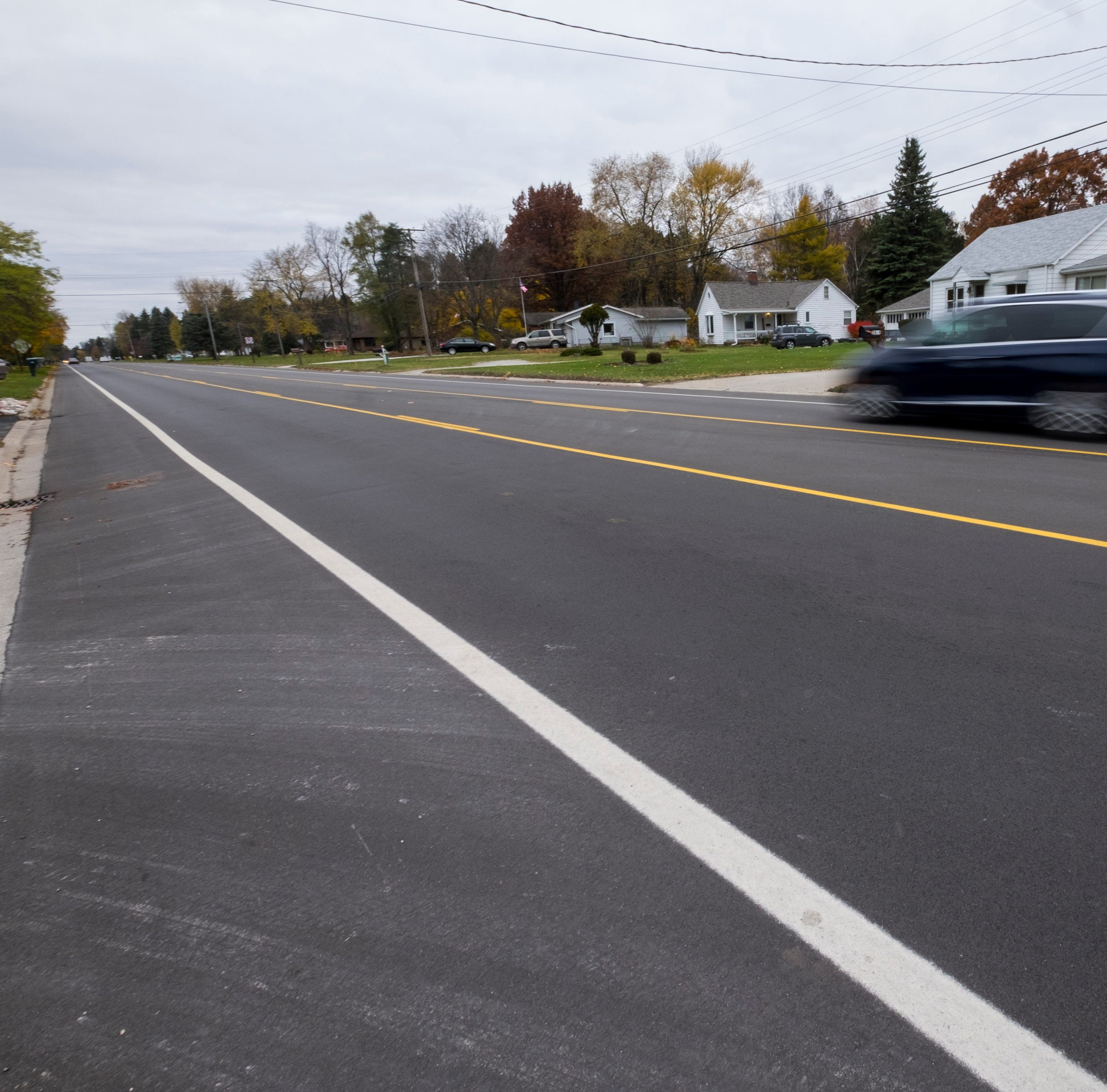 Officials: Reconfigured roads are safer