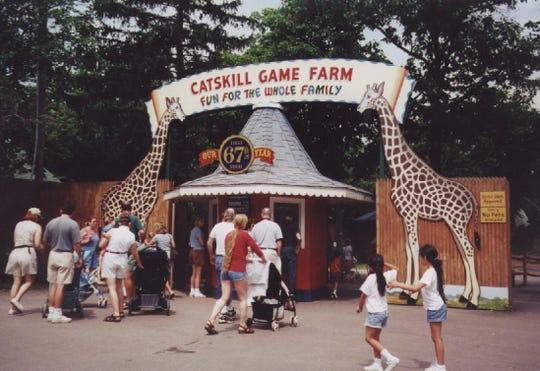 File photo of The Catskill Game Farm.