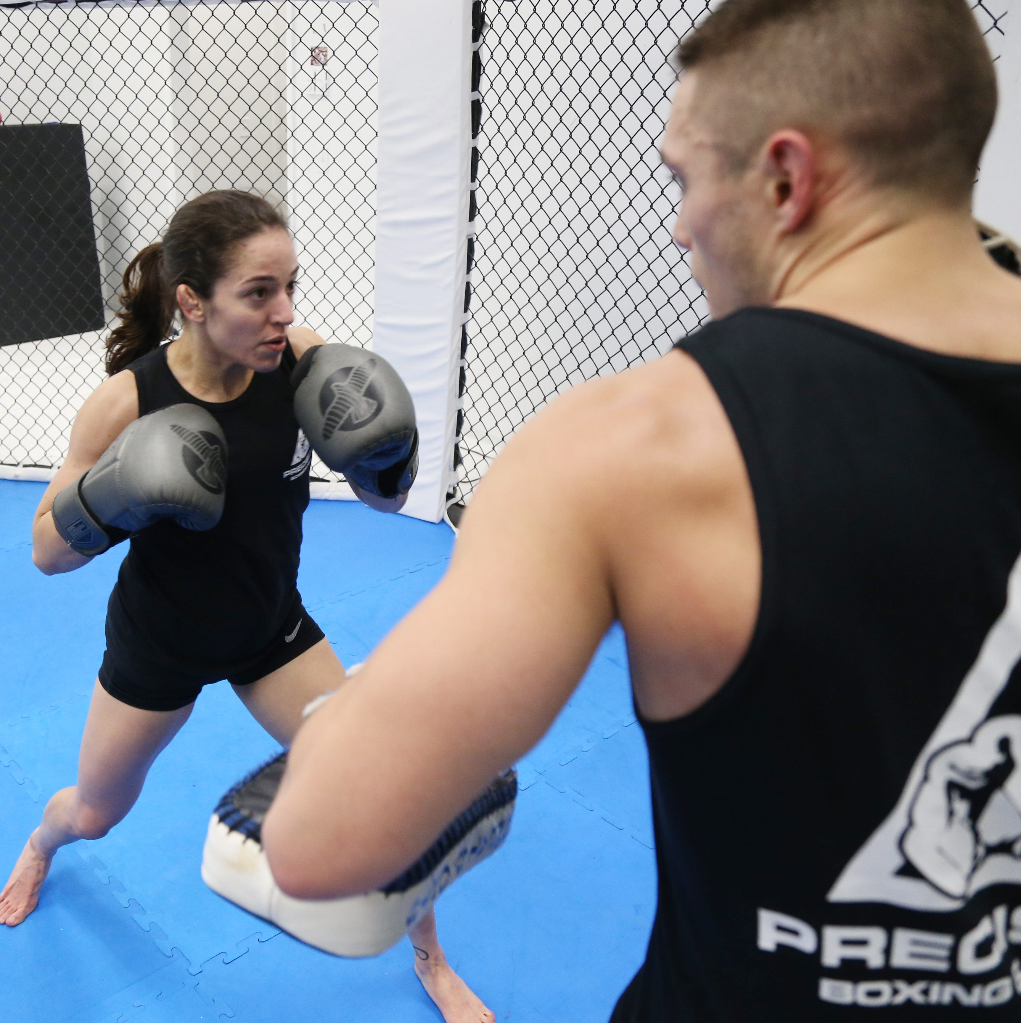 Wappingers' VanZandt has sacrificed in pursuit of MMA glory