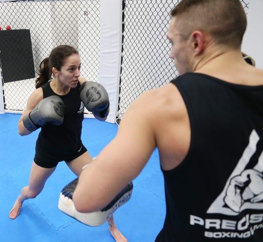 MMA Lindsey VanZandt