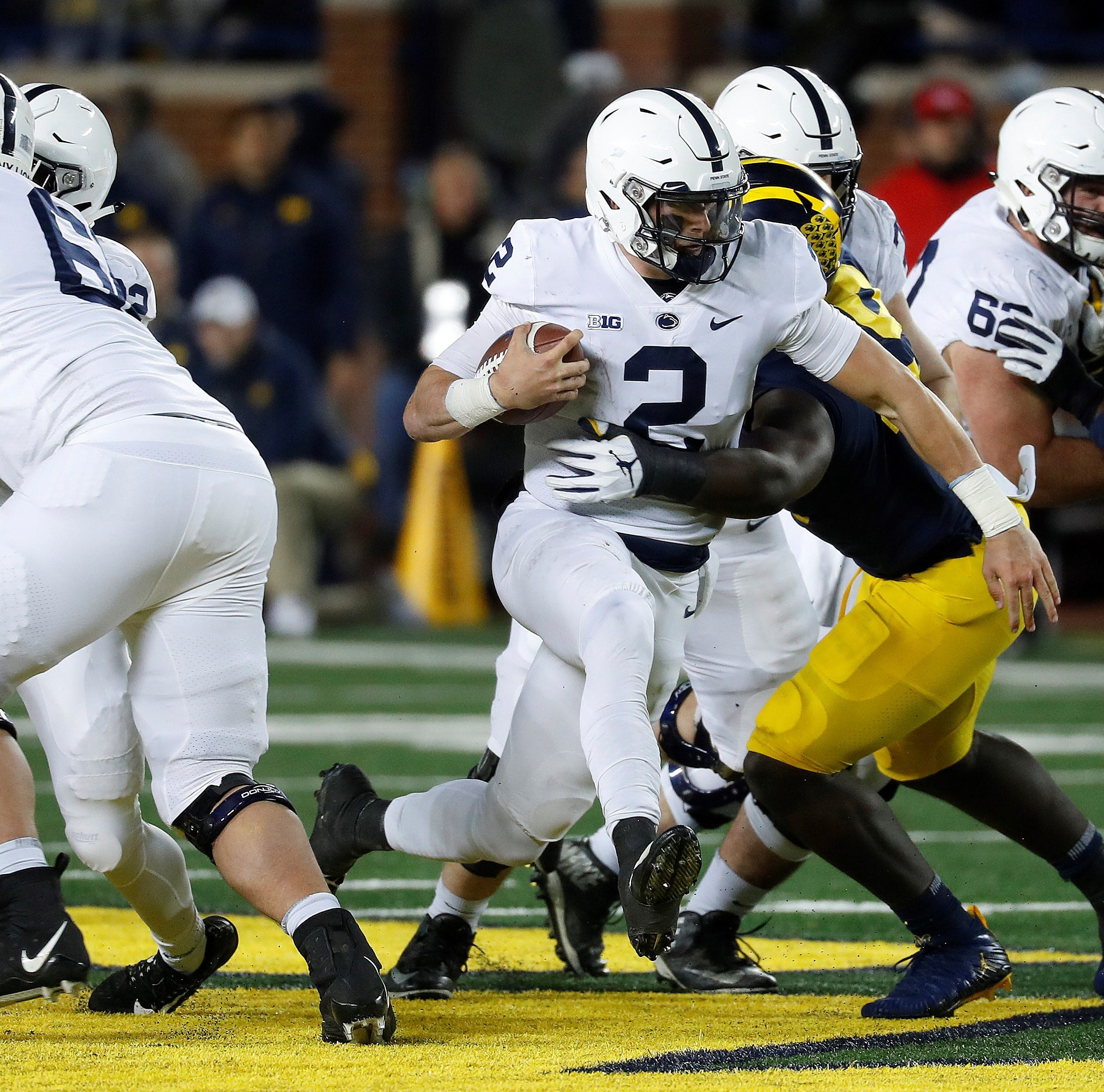 COLLINS: Departure of QB Tommy Stevens for Mississippi State will help Penn State, too
