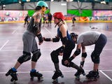 The York City Derby Dames are giving young people a chance at roller derby with their brand new junior league for children 8 to 17.