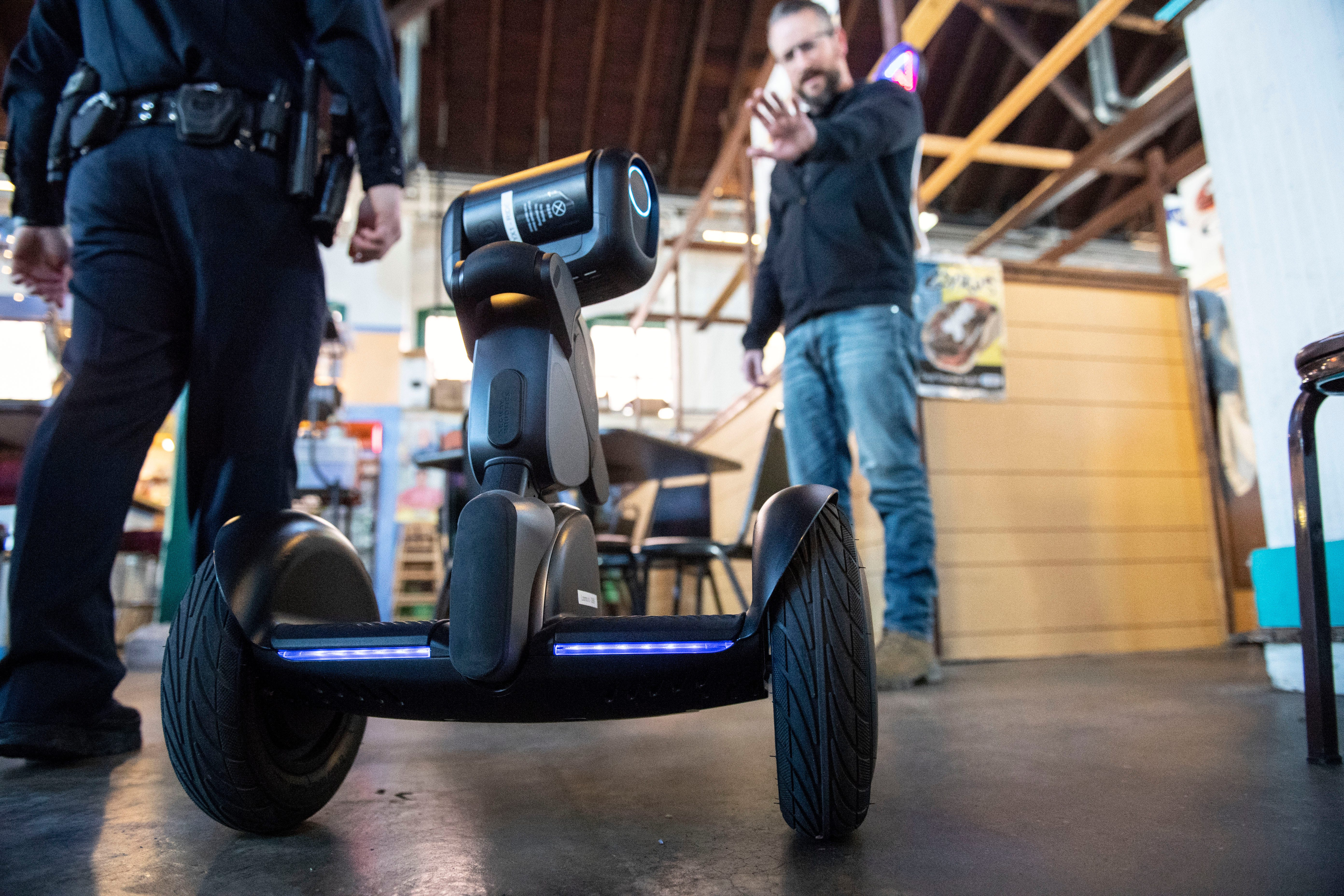 Police robots: Could this help future law enforcement?