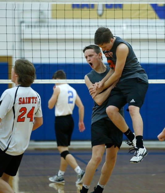 Volleyball B Final 01