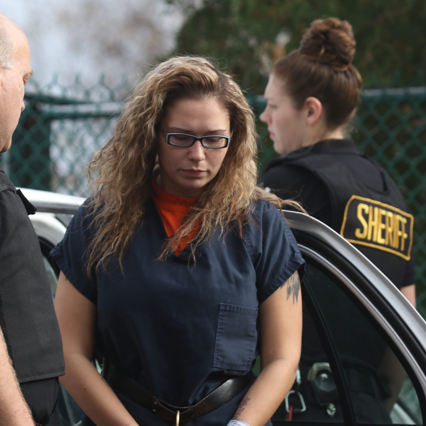 Charlene Childers accepts plea deal, pleads guilty to manslaughter in 2018 Sodus double homicide