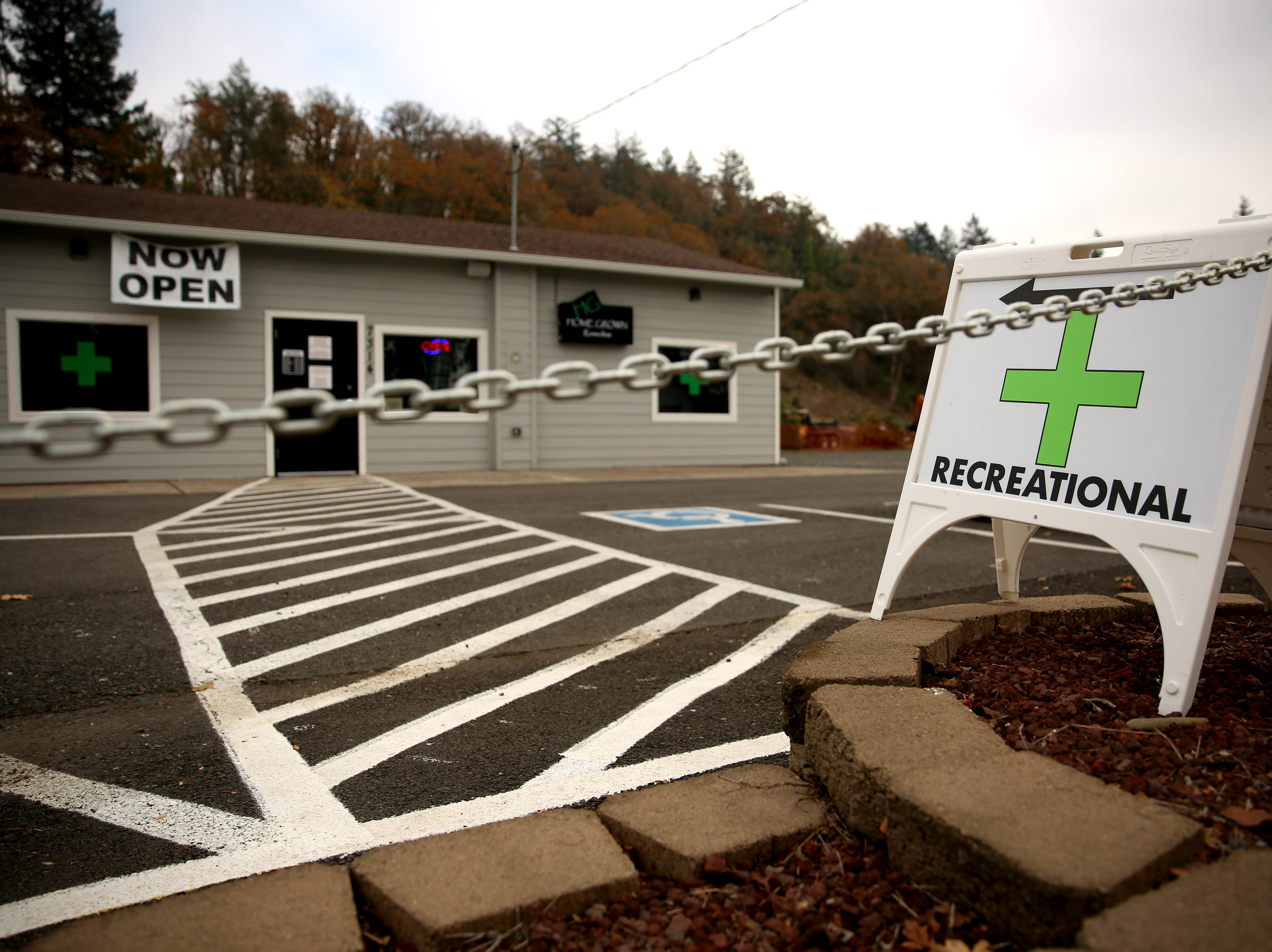 Turner voters give marijuana dispensary unintentional monopoly