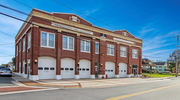 Chincoteague: Town proposes to buy old firehouse