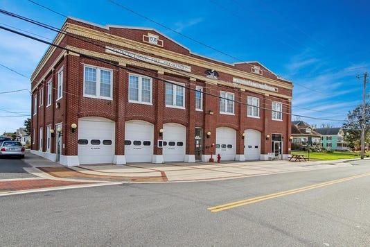 Chincoteague Fire Station