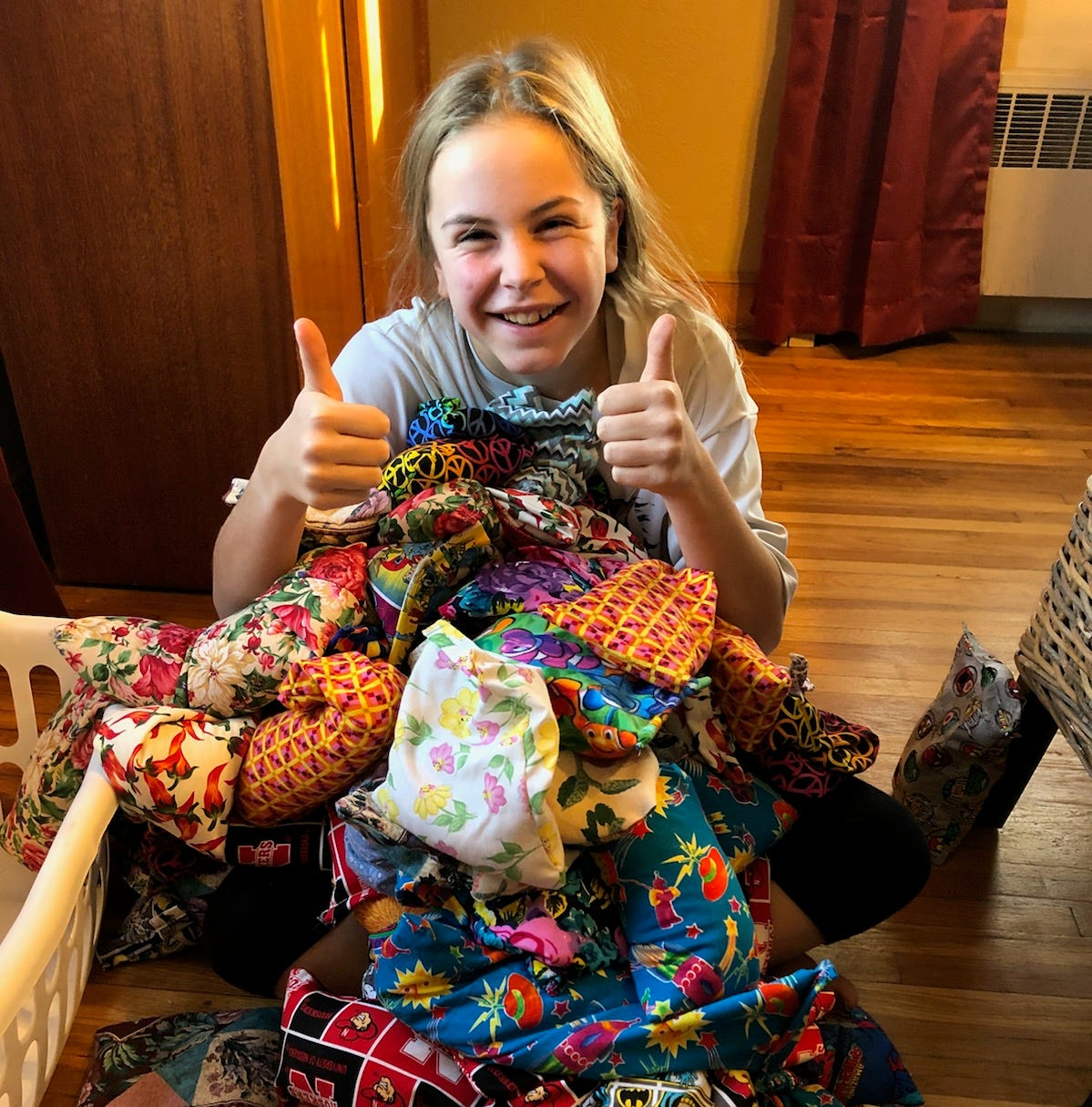 Highlights: A 10-year-old fights anxiety by starting her own business; Siouxland Libraries becomes kid-centric