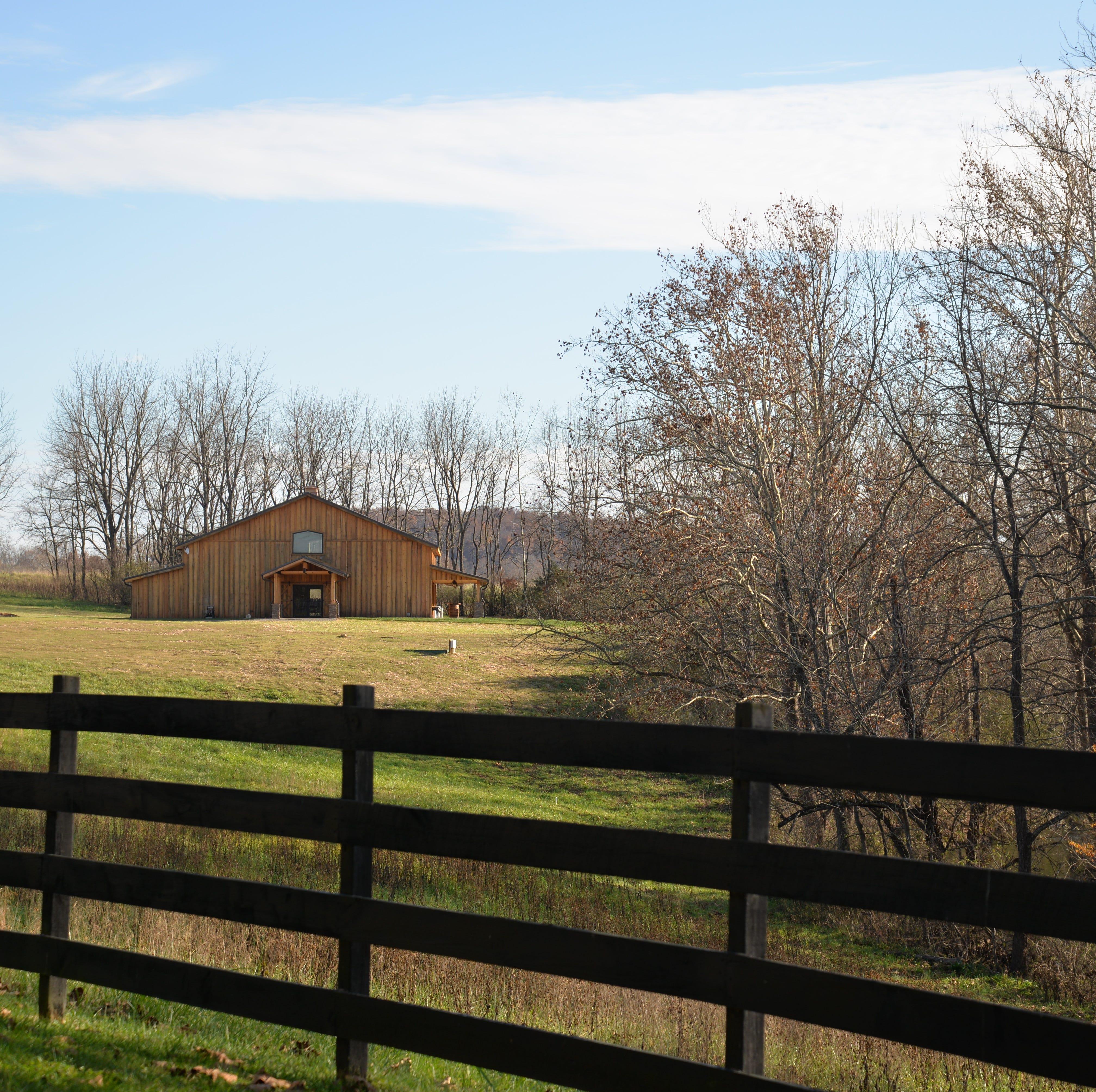 New barn wedding venue opens in Swoope