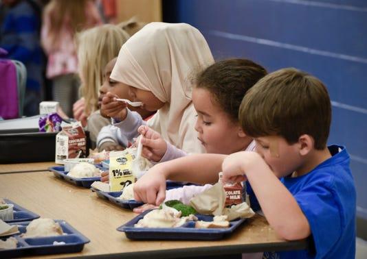 Oak Hill School Lunch 116