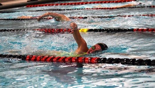 Spash Kennedy Swim