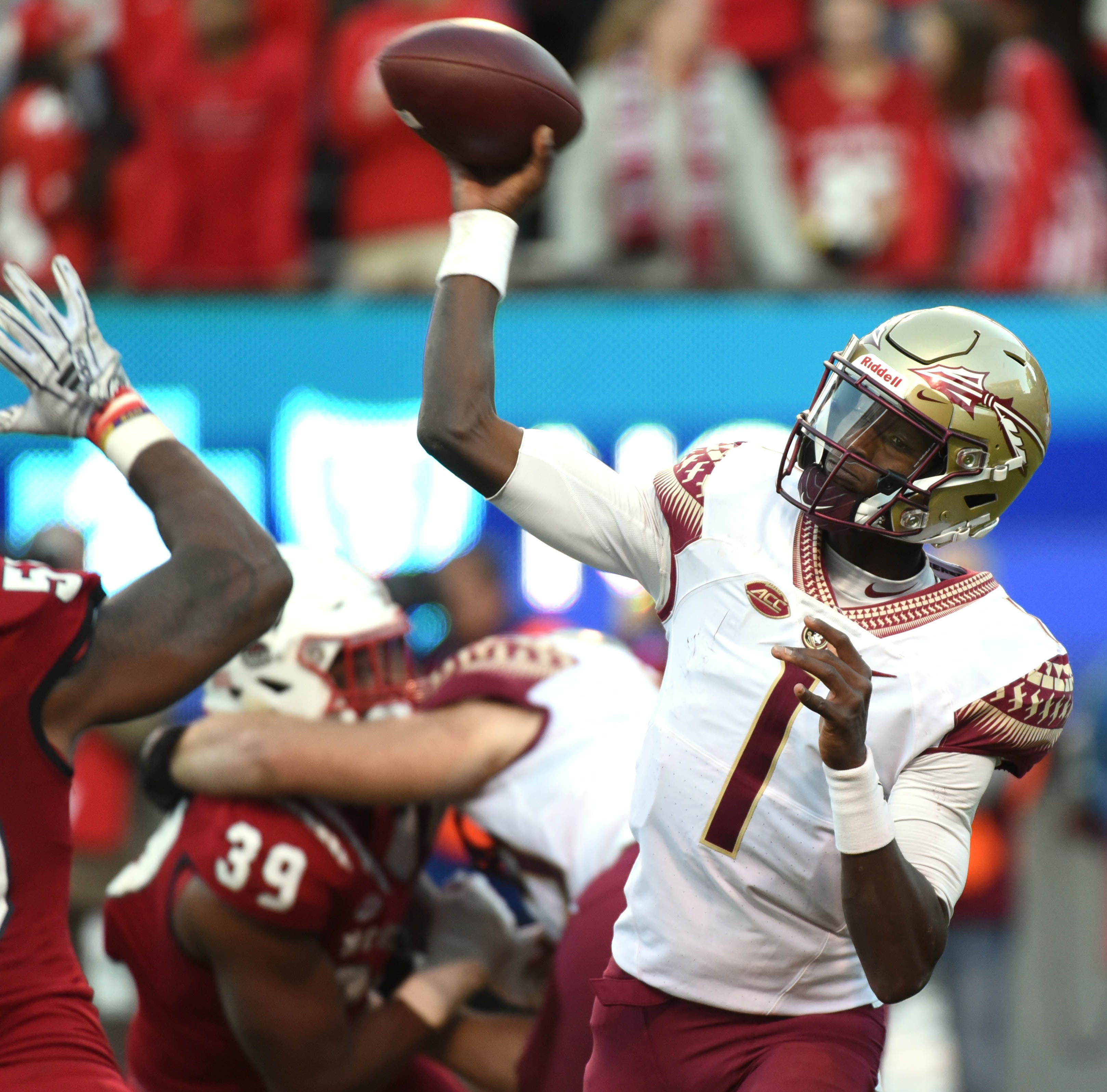 Report: Florida State QB James Blackman enters transfer portal