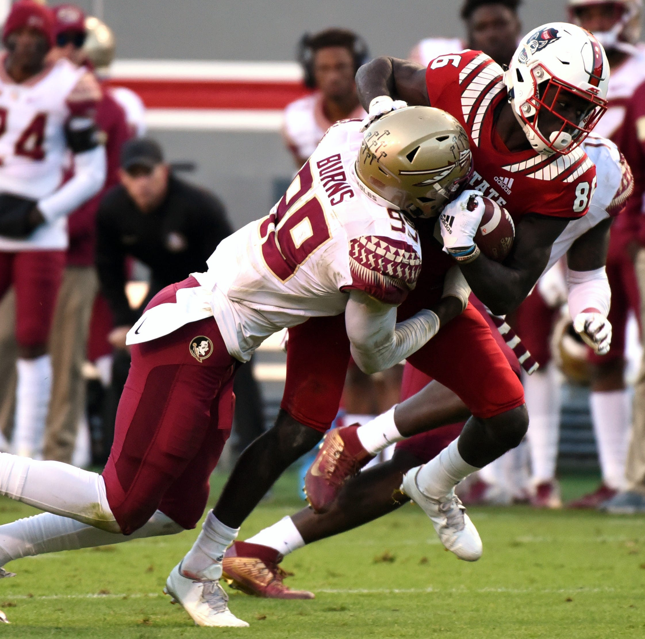 Florida State NFL Draft preview: What do mock drafts predict for Brian Burns?