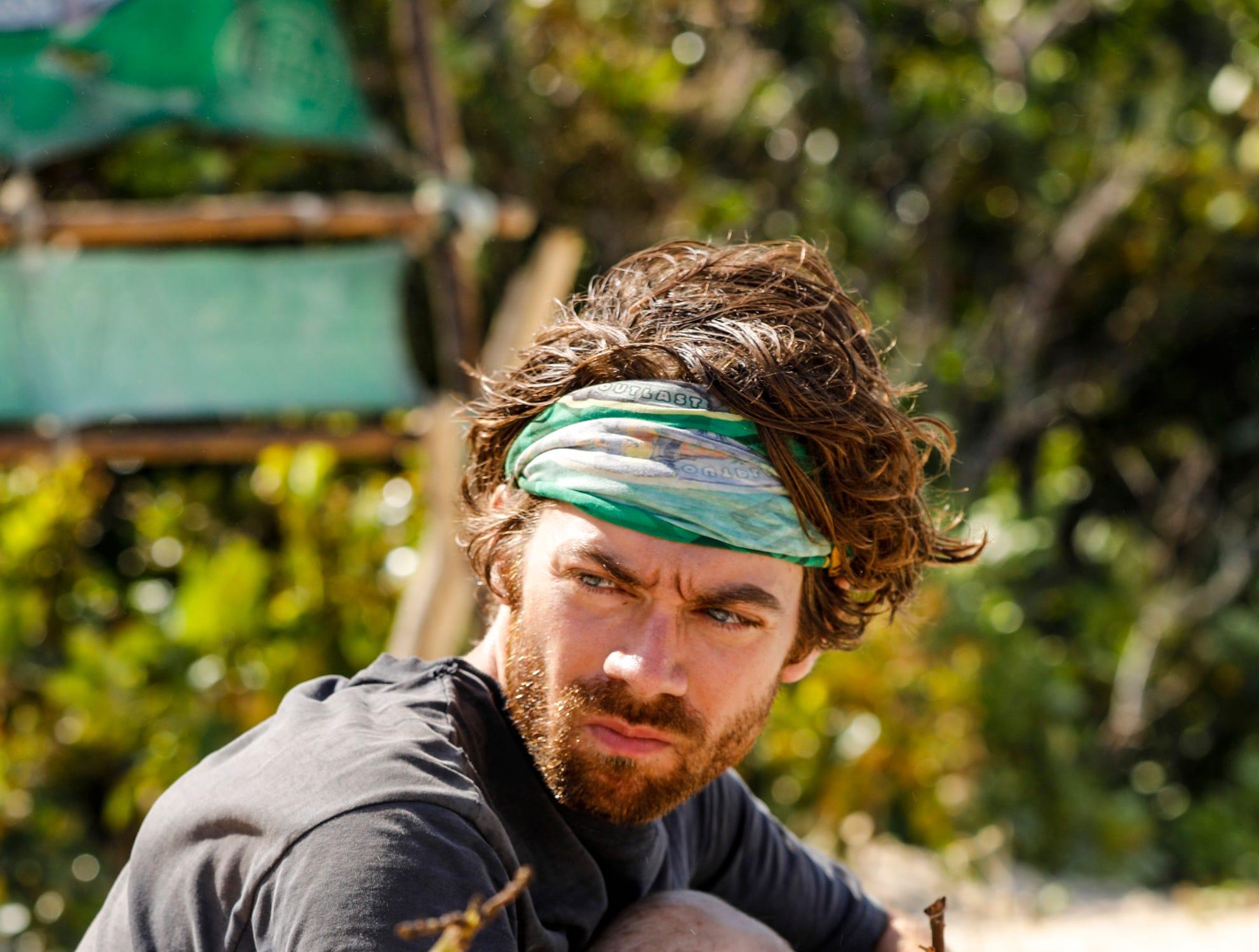 """Jackets and Eggs"":  FAMU-FSU robotics professor Christian Hubicki competes on ""Survivor: David vs. Goliath."""