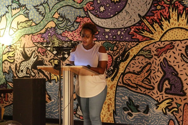 Tallahassee's Poet Laureate Reading Series continues on Thursday at The Bark.