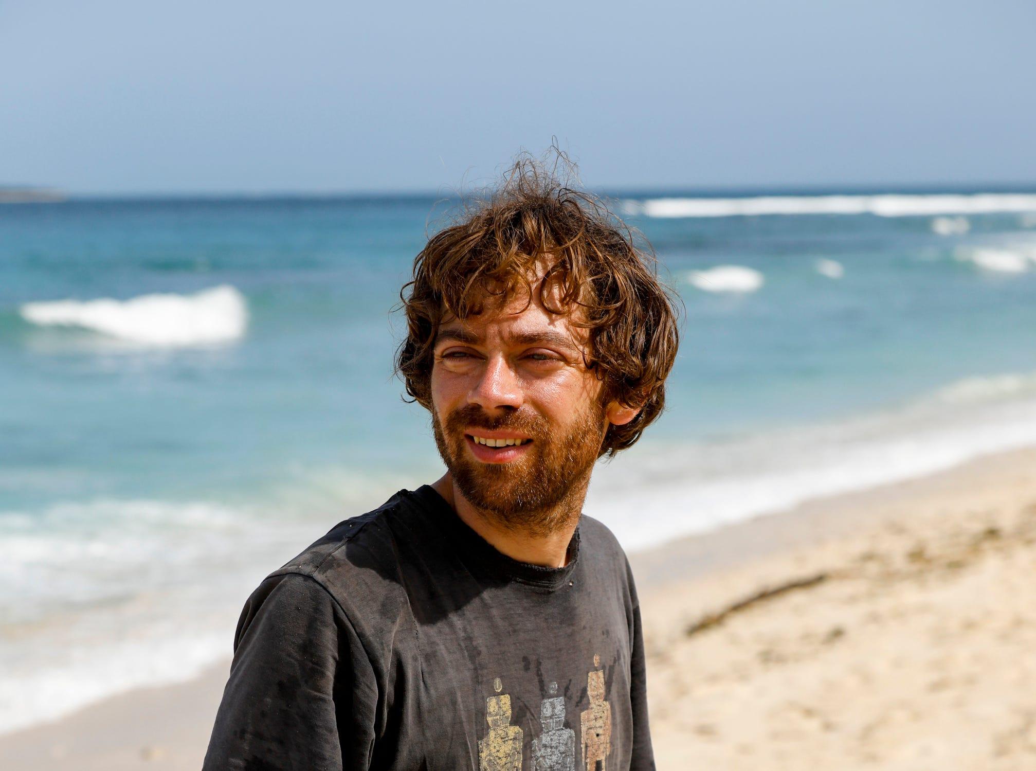 """Aren't Brochachos Just Adorable?"":  FAMU-FSU robotics professor Christian Hubicki competes on ""Survivor: David vs. Goliath."""