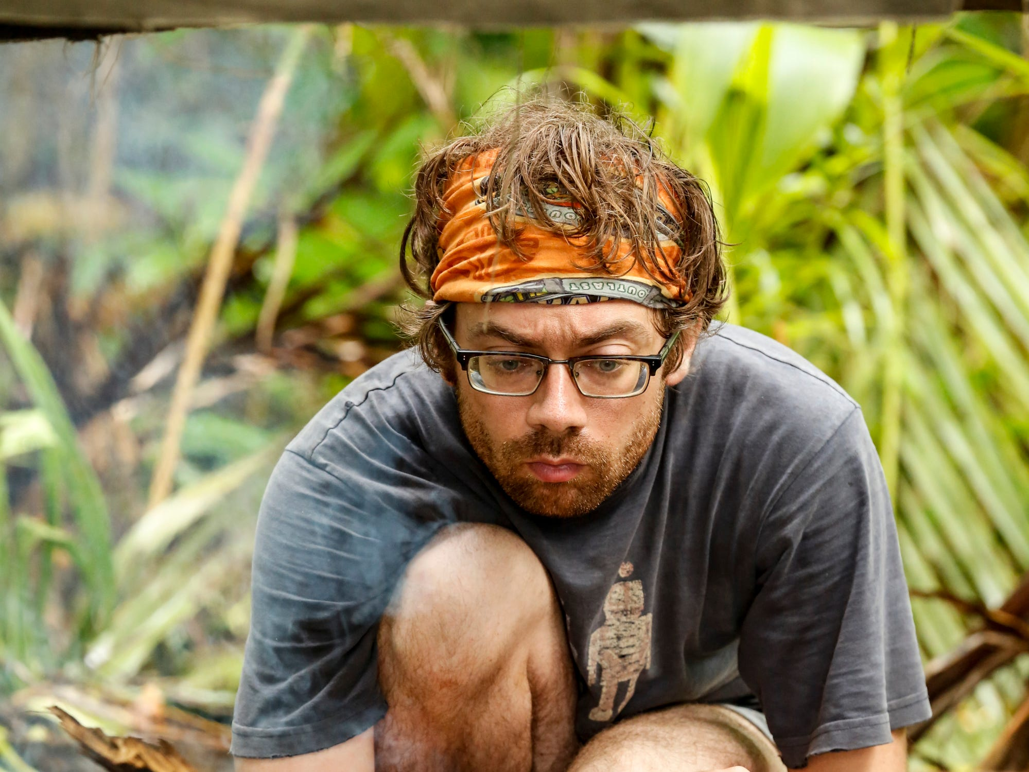 """I Am Goliath Strong"":  FAMU-FSU robotics professor Christian Hubicki competes on ""Survivor: David vs. Goliath."""
