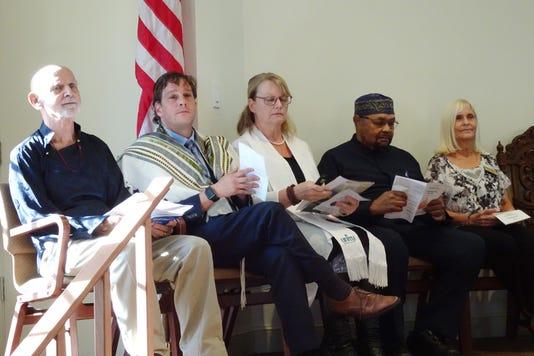 Interfaith Thanksgiving Service 6x4