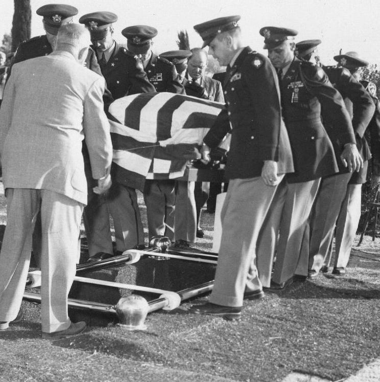 Col. Bliss' body returned to El Paso in 1955 after being