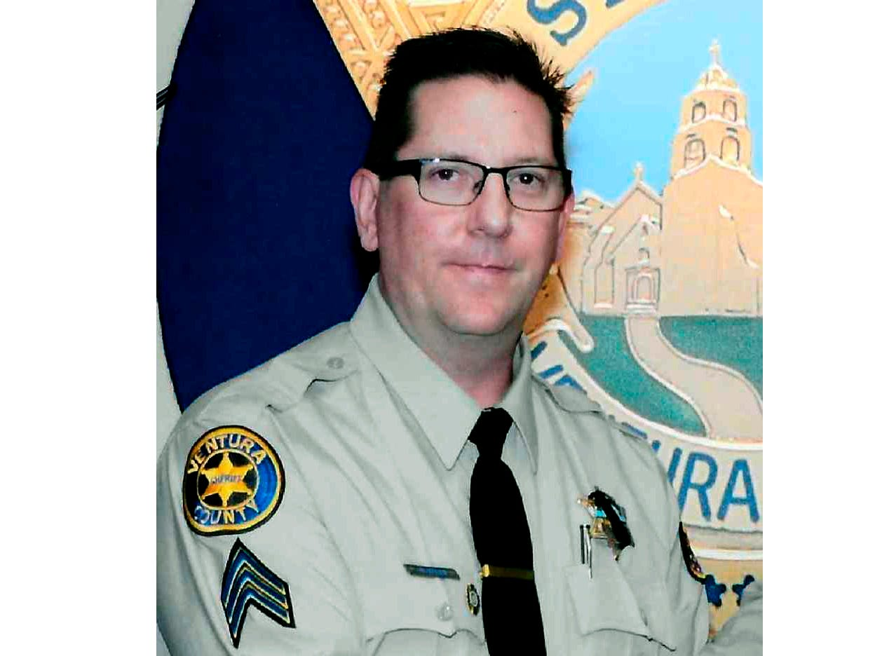 This undated photo provided by the Ventura County Sheriff's Department shows Sheriff's Sgt. Ron Helus, who was killed Wednesday, Nov. 7, 2018, in a deadly shooting at a country music bar in Thousand Oaks, Calif.
