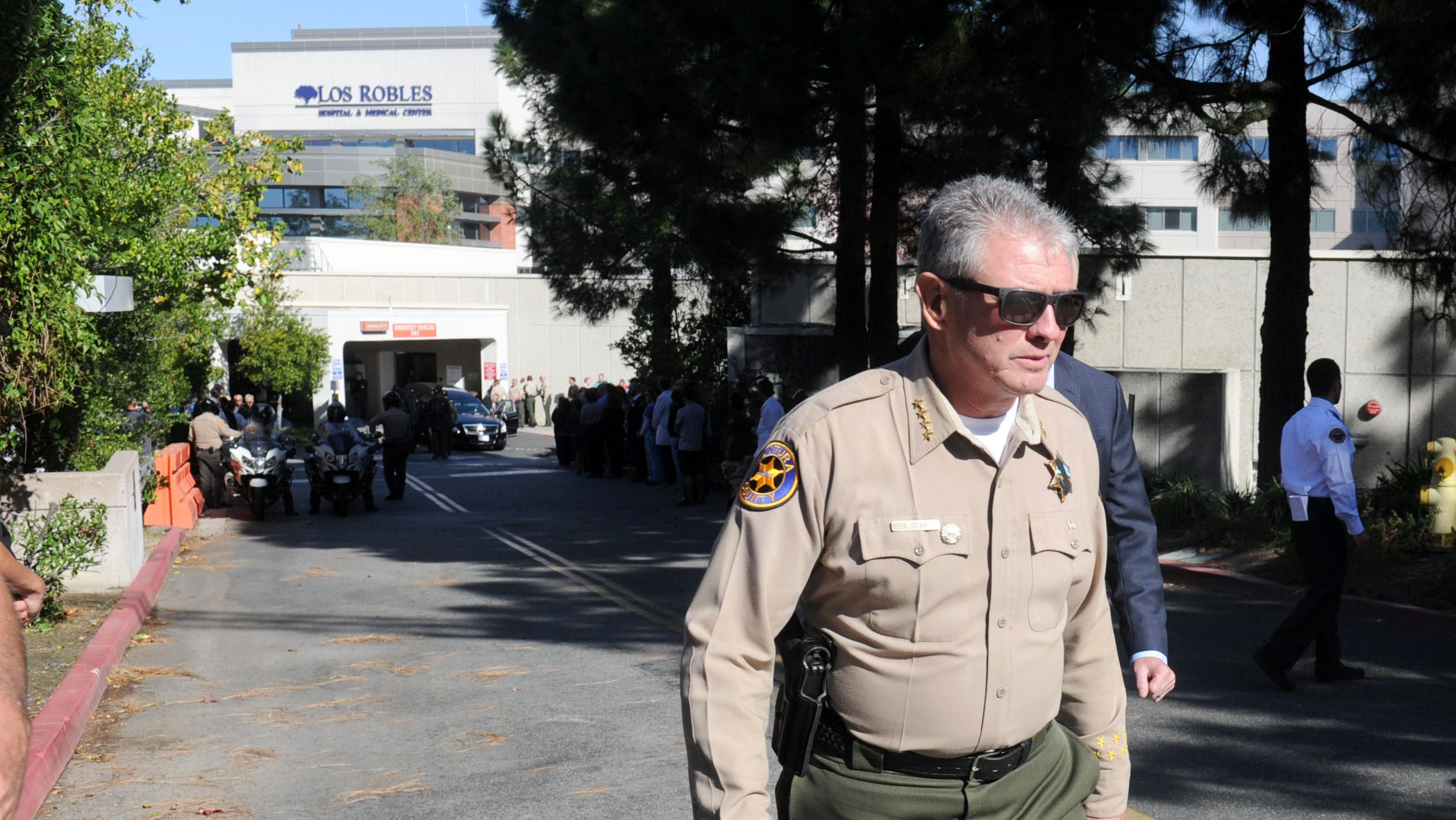 Thousand Oaks shooting comes days before Sheriff Geoff ...