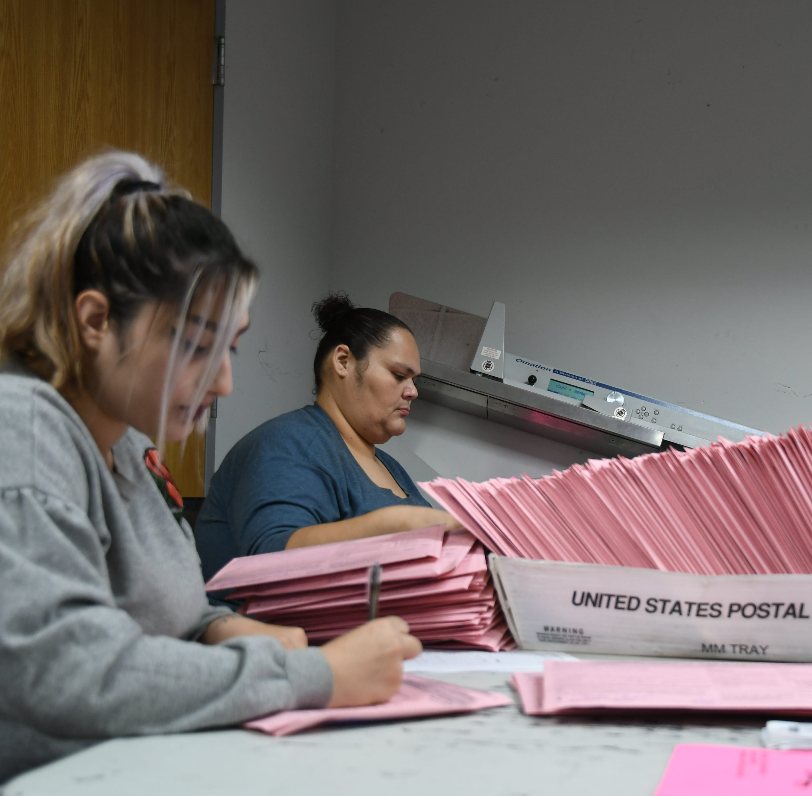 UPDATE: 50,000 ballots remain to be counted in Tulare County