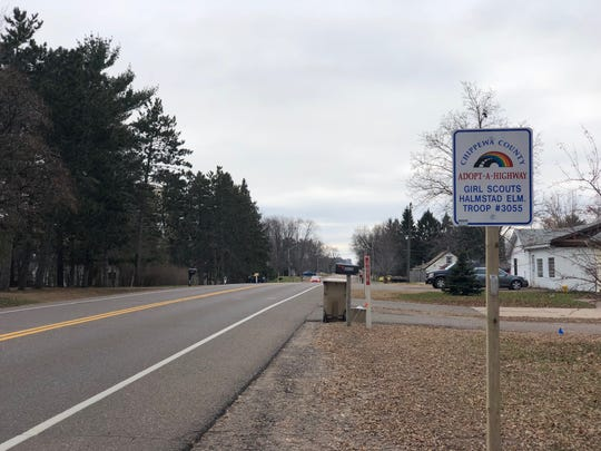 Girl Scout troop No. 3305 adopted Chippewa County Highway P, where they were picking up trash on Nov. 3 when a pickup truck crashed into the group, killing four and injuring one.