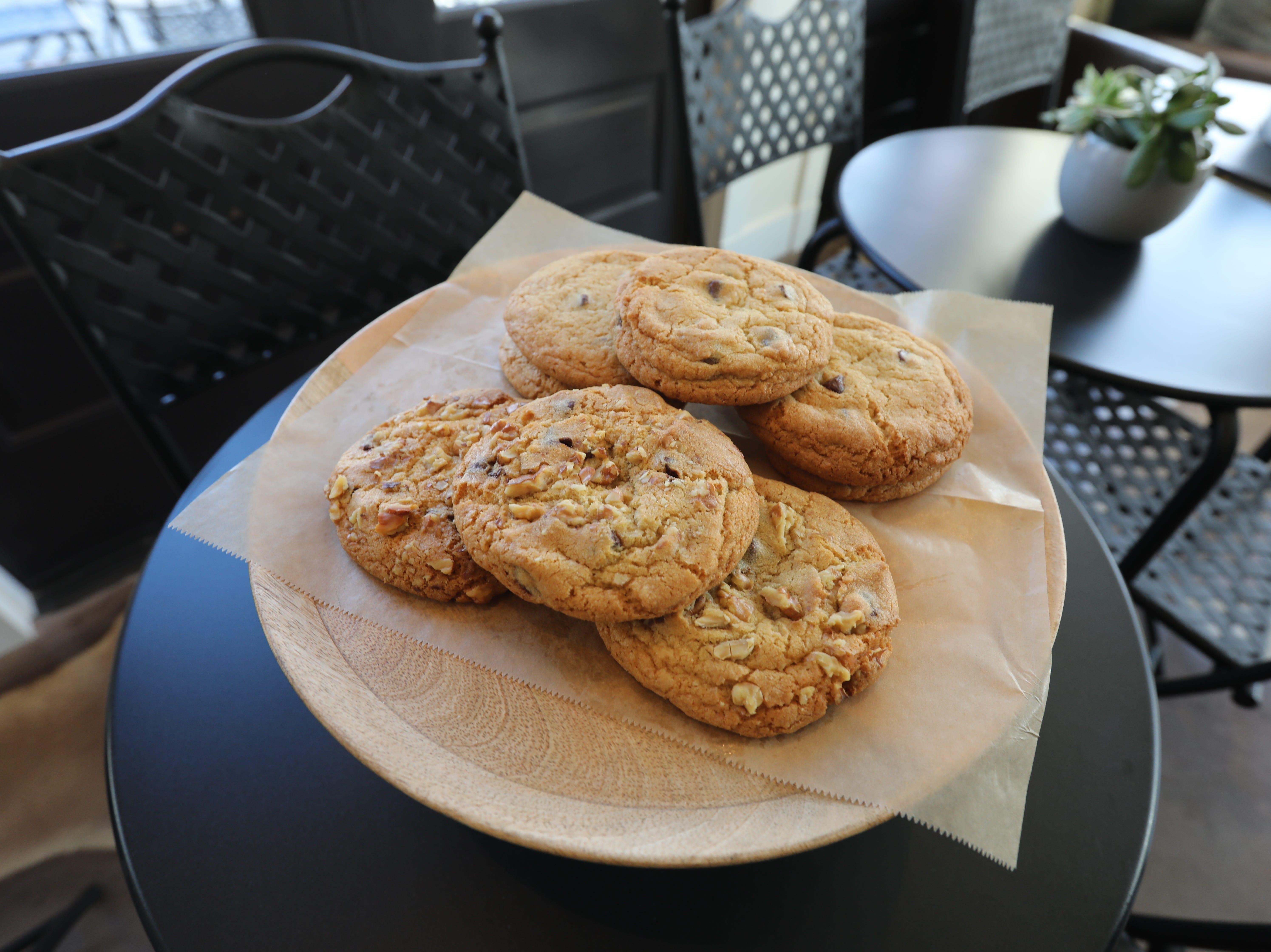 Cookies at he Village Blend Cafe in Sloatsburg Nov. 8, 2018.