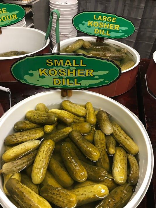 Pickle At Bryant