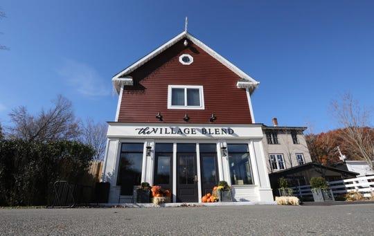 The Village Blend Cafe in the commuter lot near Sloatsburg Village Hall Nov. 8, 2018.