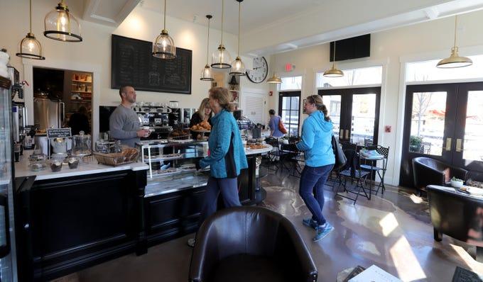 The Village Blend Cafe in Sloatsburg Nov. 8, 2018.