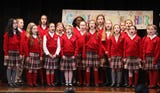St. Gregory Barbarigo School will perform Nov. 9, 2018, as the opening act at  Radio City Music Hall's first performance of the Christmas Spectacular.