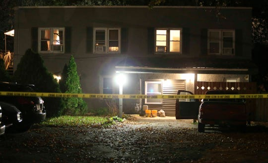 New Castle County Police arrested Joseph Slider early Thursday morning and charged him for killing a 59-year-old woman inside a Claymont apartment.