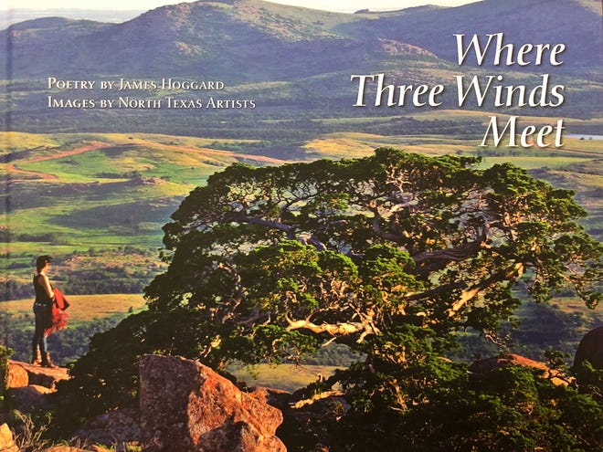"""An upcoming event that will honor former MSU Texas Professor of English James Hoggard and his latest book, """"Where Three Winds Meet."""""""