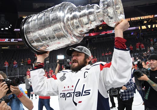 Alex Ovechkin gets to pick which game he's suspended for skipping NHL All-Star Game