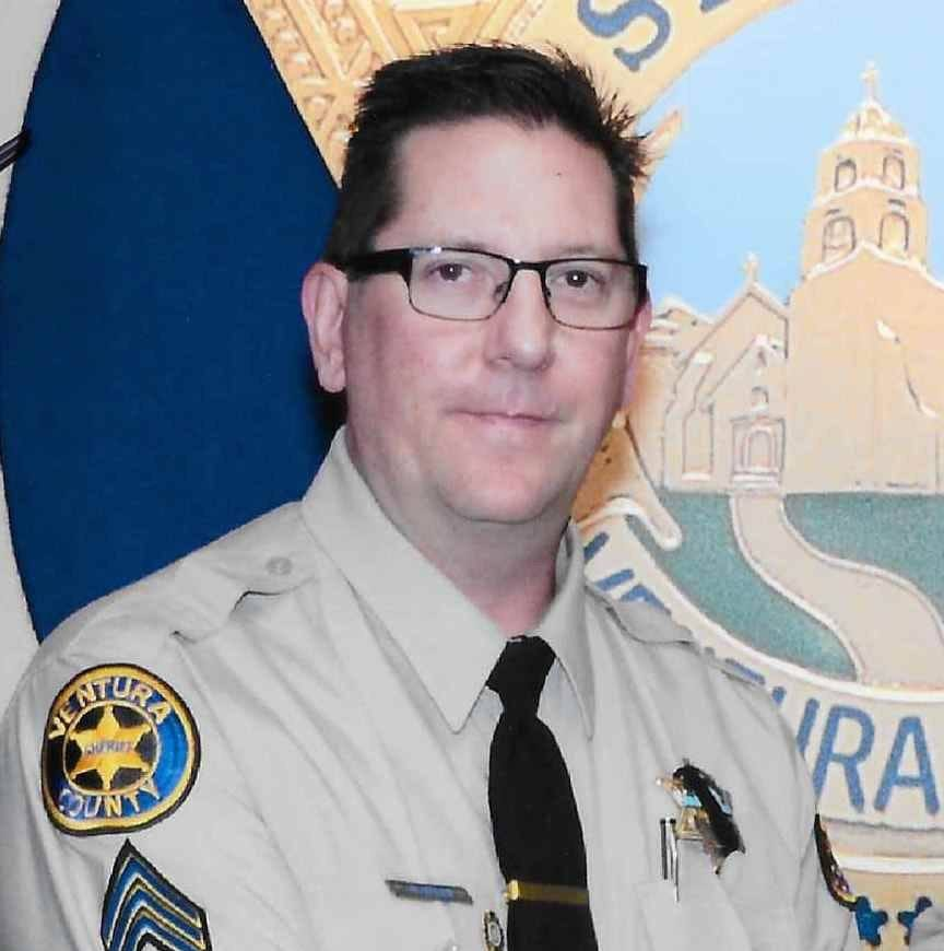 Sgt. Ron Helus, of the Ventura County Sheriff's Office, died after being shot while responding to a mass shooting at the Borderline Bar & Grill in Thousand Oaks, Calif., Nov. 8, 2018.