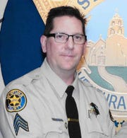 Sgt. Ron Helus of the Ventura County Sheriff's Office died after being shot while responding to a mass shooting at the Borderline Bar and Grill in Thousand Oaks, Calif.