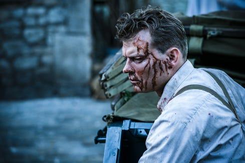 "Pilou Asbaek co-stars as main Nazi antagonist Wafner in ""Overlord."""