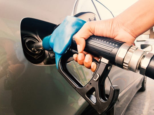 Use a gas tracking app to help you save on your next road trip.
