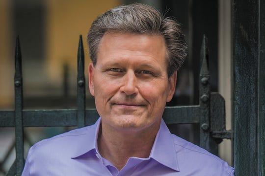 Author David Baldacci.