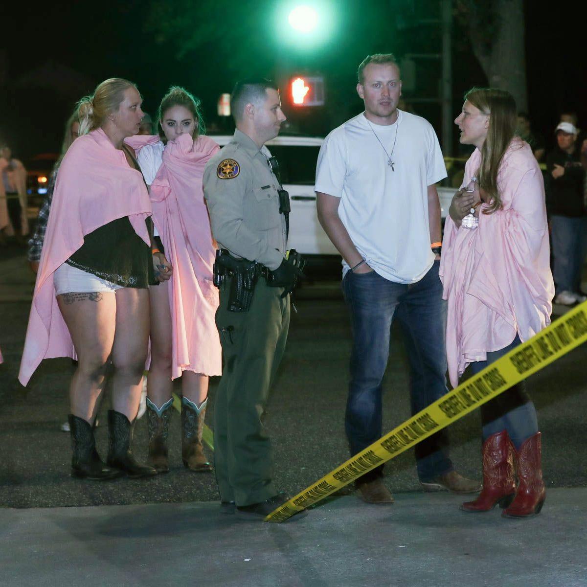 LeBron James, Britney Spears, Ellen DeGeneres and other celebrities react to Thousand Oaks shooting