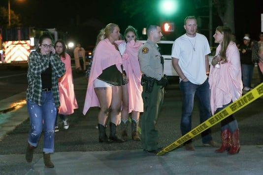 Usp News California Bar Shooting A Usa Ca