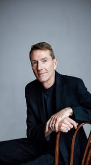 Author Lee Child.
