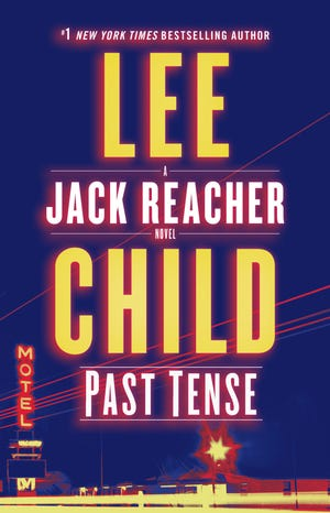 """""""Past Tense"""" by Lee Child"""