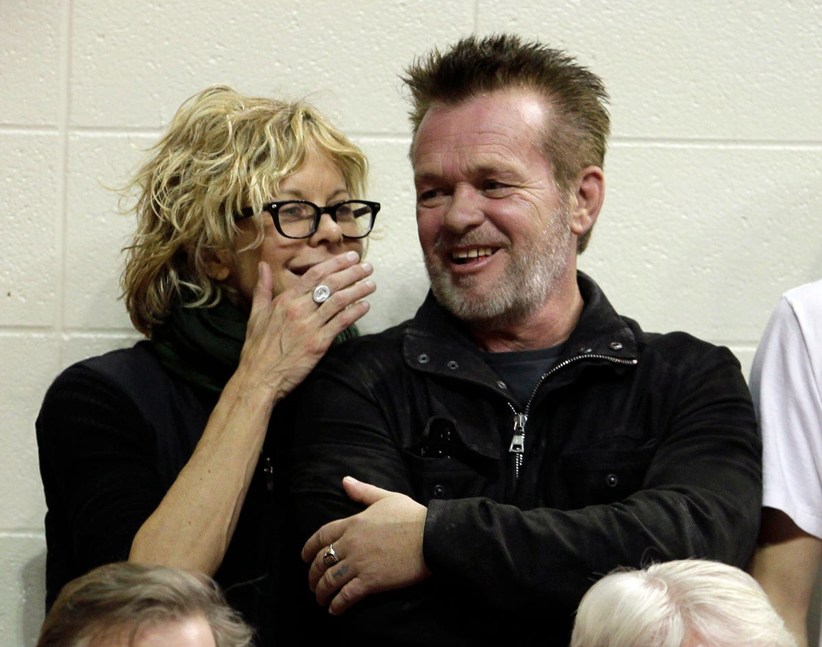 Meg Ryan engaged to John Mellencamp, celebrates on Instagram