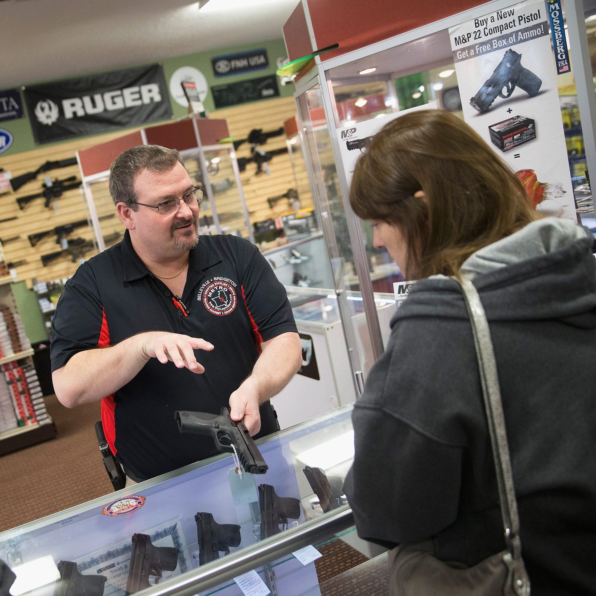 In California, gun control fails once again