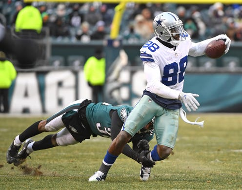 sneakers for cheap 1bca1 49175 Dez Bryant is back: New Orleans Saints reach deal with ex ...