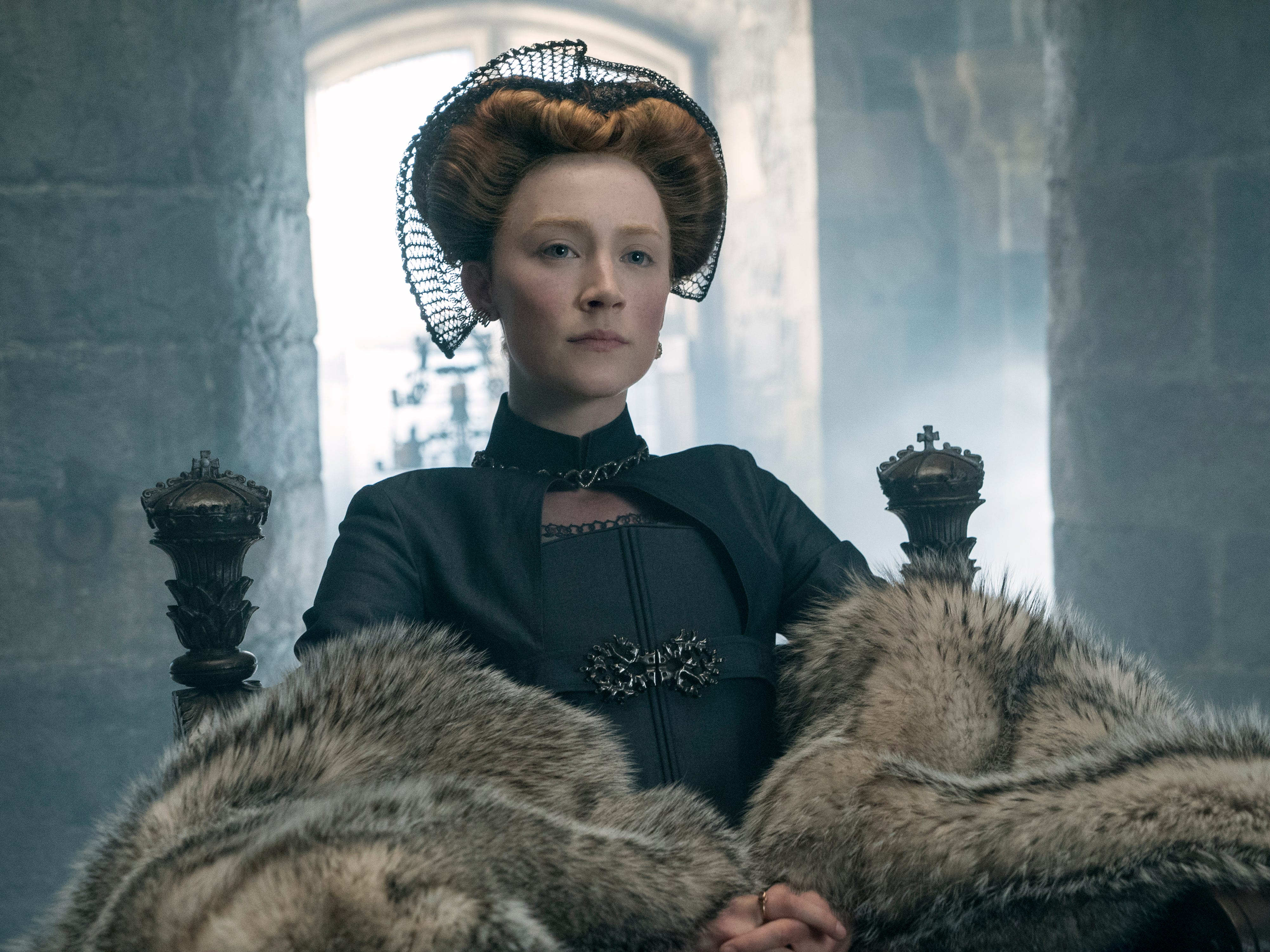 'Mary Queen of Scots': Off with her head and to hell with the facts (spoilers)!